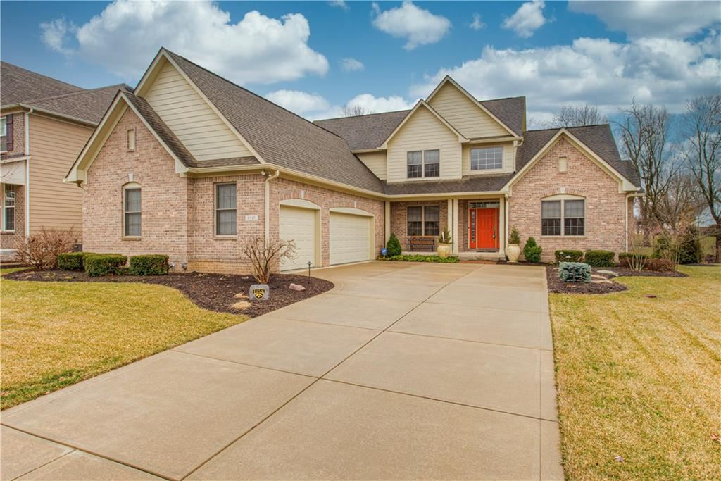 8317 Lunsford Lane, Fishers, IN 46038 - #: 21695936
