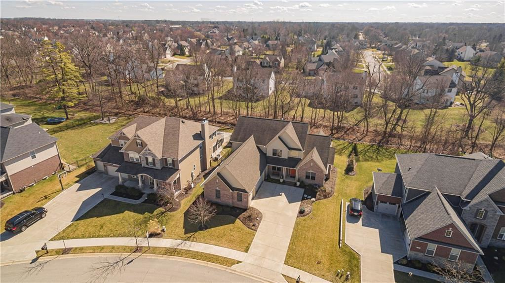 Photo of 8317 Lunsford Lane, Fishers, IN 46038 (MLS # 21695936)