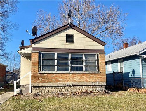 Photo of 1430 North Grant Avenue, Indianapolis, IN 46201 (MLS # 21762937)