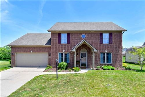 Photo of 7967 Meadow Bend Circle, Indianapolis, IN 46259 (MLS # 21793937)