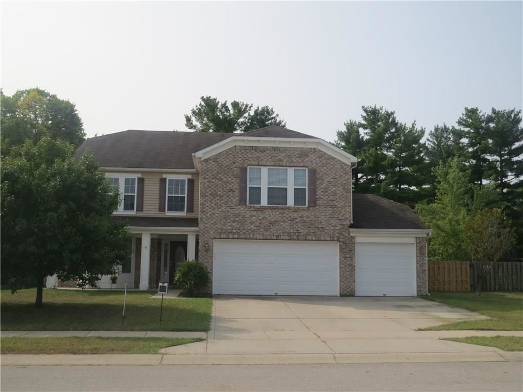 12453 Looking Glass Way, Indianapolis, IN 46235 - #: 21737937