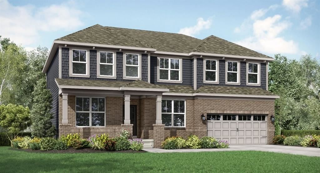 Photo of 6825 Collisi Place, Brownsburg, IN 46112 (MLS # 21750937)