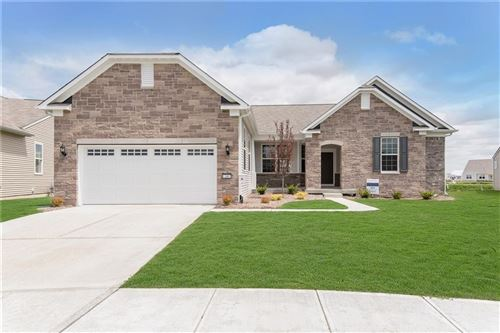 Photo of 13467 Mosel Court, Fishers, IN 46037 (MLS # 21686938)