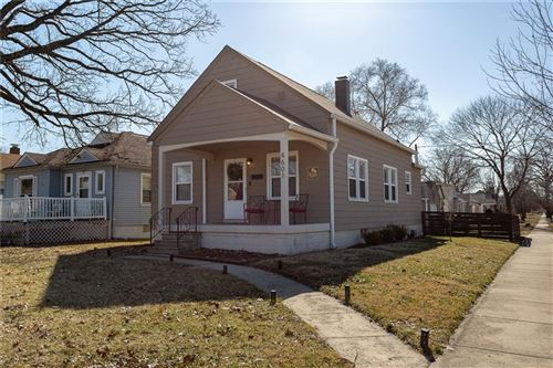 Photo of 4601 East 16th Street, Indianapolis, IN 46201 (MLS # 21695938)