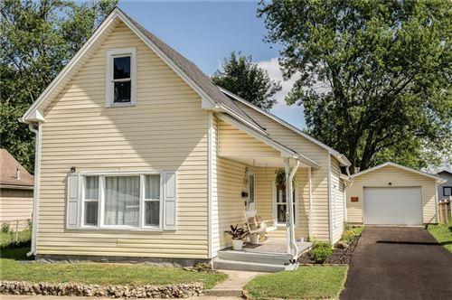 Photo of 540 East Pearl Street, Greenwood, IN 46143 (MLS # 21723938)