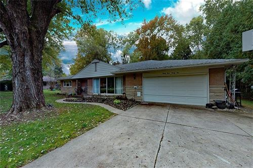 Photo of 2325 MELODY Lane, Anderson, IN 46012 (MLS # 21820938)