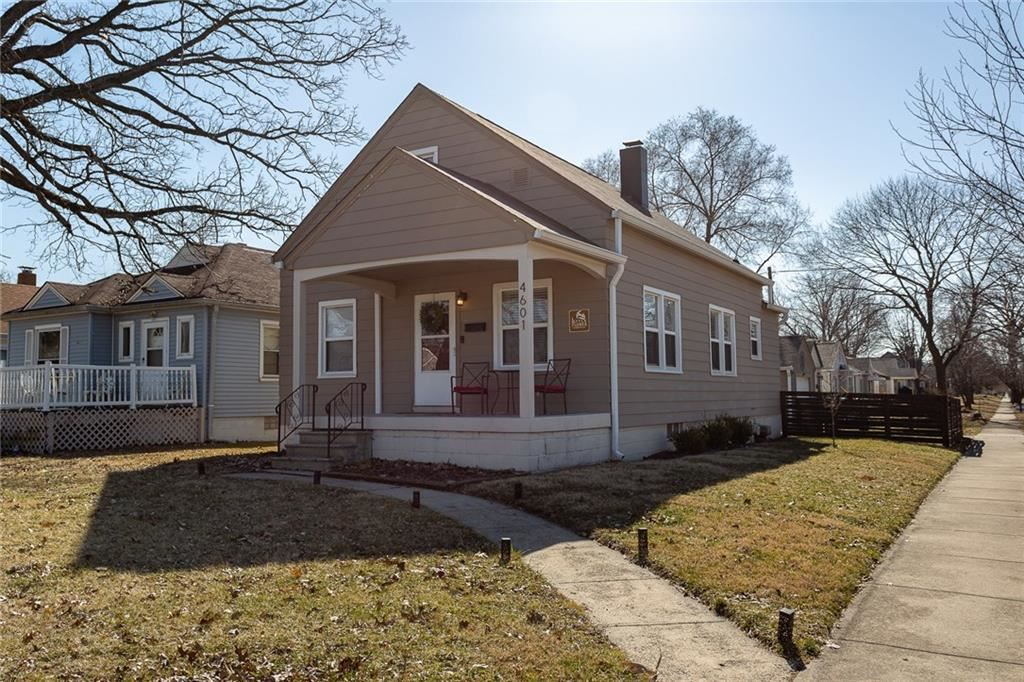4601 East 16th Street, Indianapolis, IN 46201 - #: 21695938