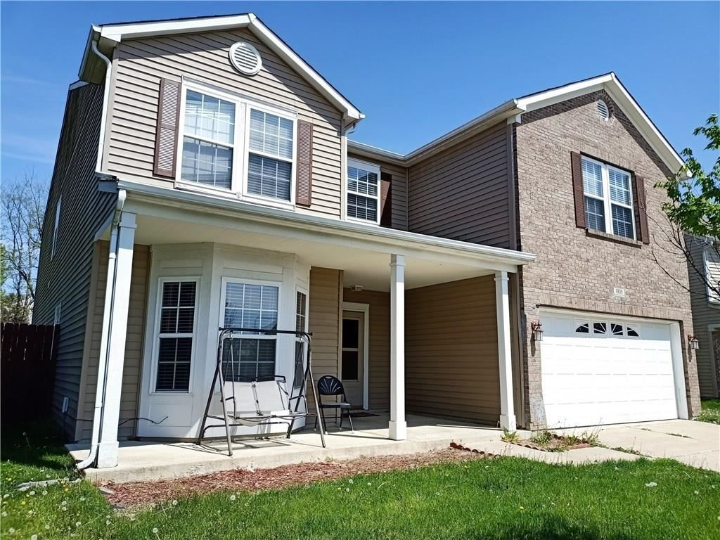 1835 Prairie Sky Lane, Greenwood, IN 46143 - #: 21707938