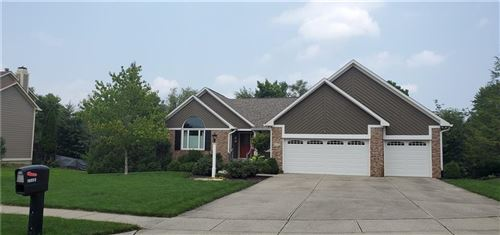 Photo of 12555 Corday Court, Fishers, IN 46038 (MLS # 21801939)