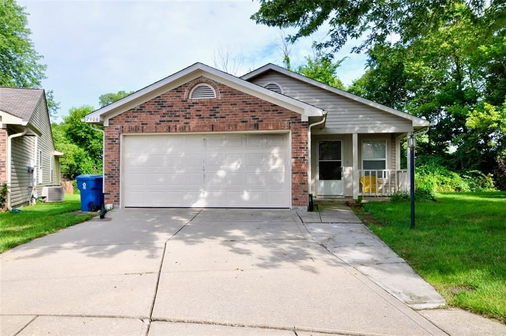 7606 Buck Run Court, Indianapolis, IN 46217 - #: 21728939