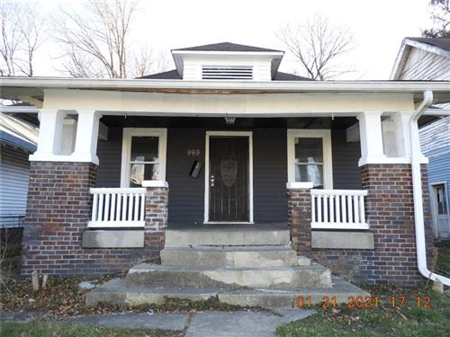 Photo of 969 West 32nd Street, Indianapolis, IN 46208 (MLS # 21762940)