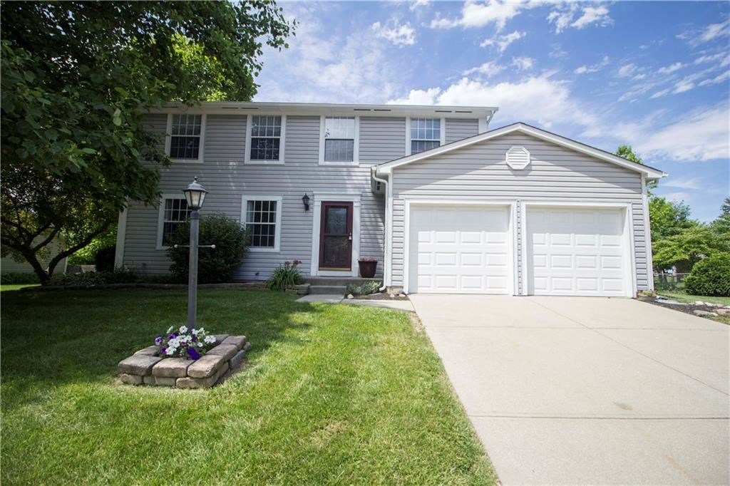 Photo of 7664 Madden Place, Fishers, IN 46038 (MLS # 21692940)