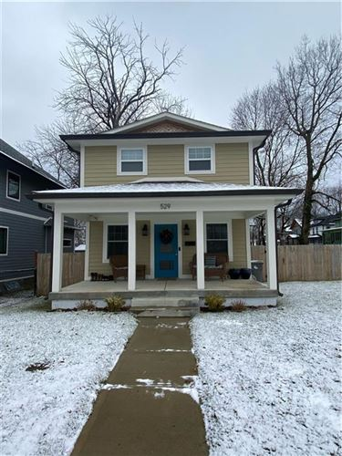 Photo of 529 East 32nd Street, Indianapolis, IN 46205 (MLS # 21760941)
