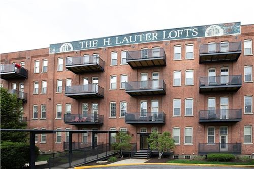 Photo of 55 South Harding Street #405, Indianapolis, IN 46222 (MLS # 21783941)