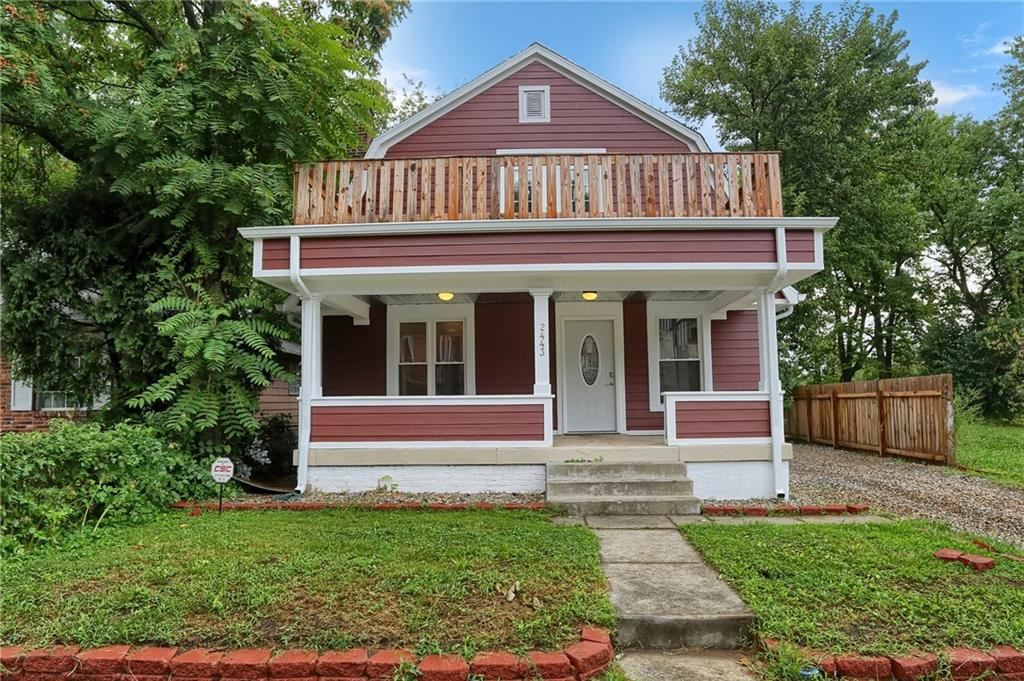 2443 Guilford Avenue, Indianapolis, IN 46205 - #: 21663941