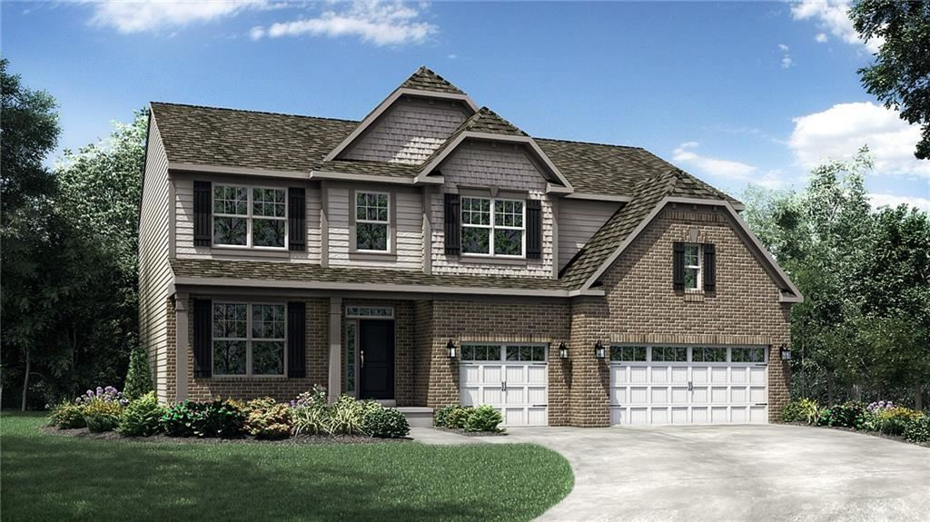 Photo of 6687 Collisi Place, Brownsburg, IN 46112 (MLS # 21750941)