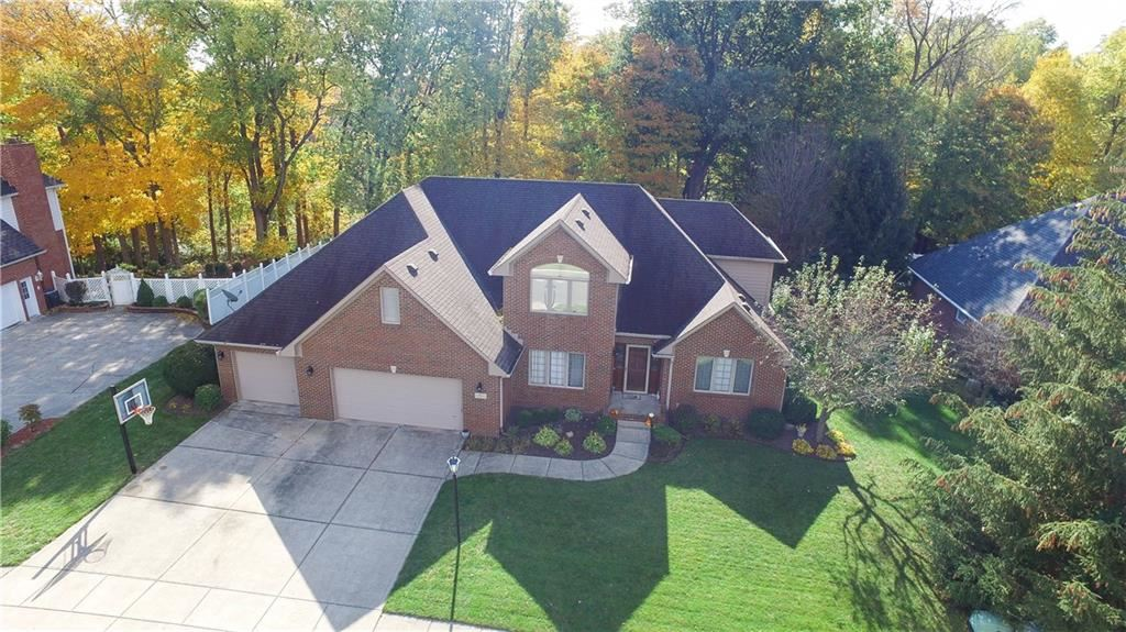 5647 Woodworth Way, Indianapolis, IN 46237 - #: 21678942