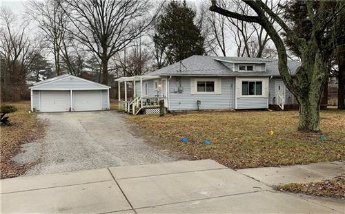 Photo of 151 North Sigsbee Street, Indianapolis, IN 46214 (MLS # 21696943)