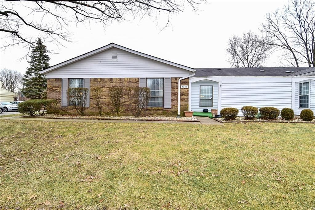 4409 Mountbatten Court, Indianapolis, IN 46254 - #: 21690943