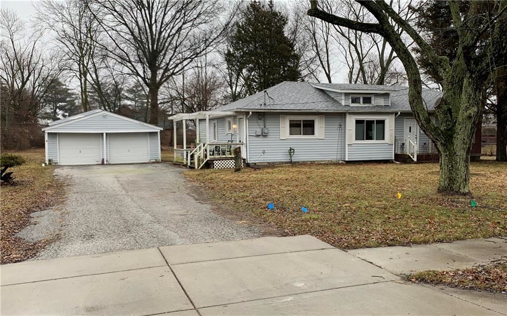 151 North Sigsbee Street, Indianapolis, IN 46214 - #: 21696943