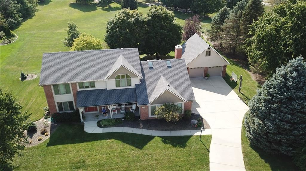 Photo of 4575 Bayberry Lane, Zionsville, IN 46077 (MLS # 21740943)