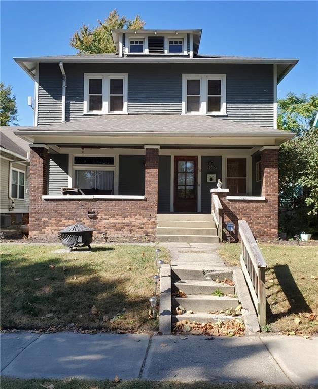116 North BOSART Avenue, Indianapolis, IN 46201 - #: 21744943