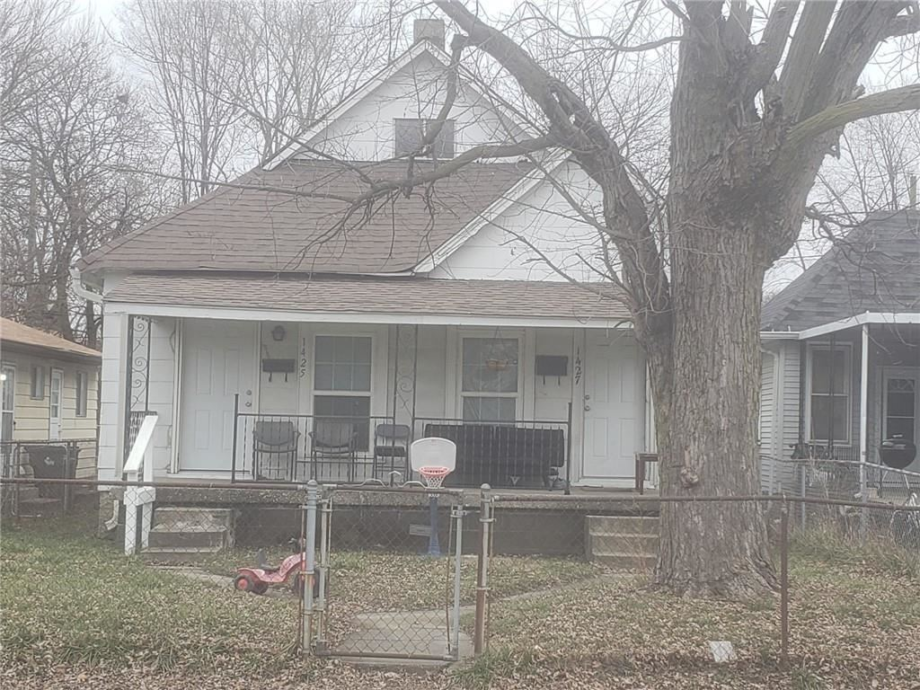 1425\/1427 Churchman Avenue, Indianapolis, IN 46203 - #: 21759943