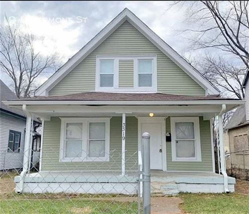 Photo of 3319 E Vermont Street, Indianapolis, IN 46201 (MLS # 21765944)