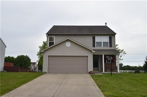 Photo of 404 Brookstone Drive, Greenfield, IN 46140 (MLS # 21788944)