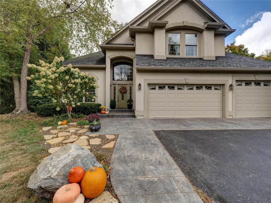 4194 Maple Hill Drive, Greenwood, IN 46143 - #: 21742944
