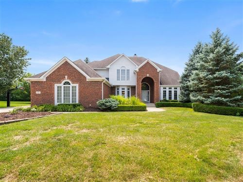 Photo of 1232 EAGLE VIEW Court, Greenwood, IN 46143 (MLS # 21799945)