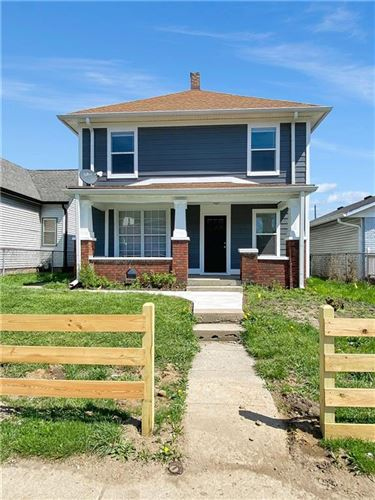 Photo of 1155 S State Avenue, Indianapolis, IN 46203 (MLS # 21820946)