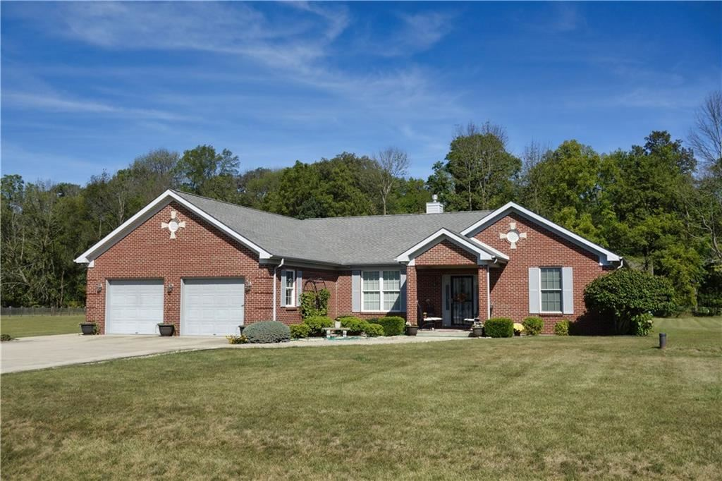 1075 South Smith Drive, Rushville, IN 46173 - #: 21670946