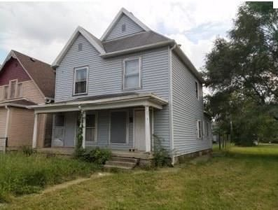 1073 West 27th Street, Indianapolis, IN 46208 - #: 21680946
