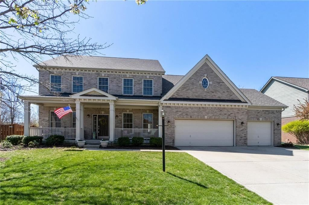12055 Volcanic Rock Drive, Fishers, IN 46037 - #: 21705946