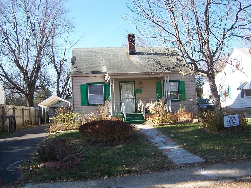 1936 Glenridge Drive, Indianapolis, IN 46218 - #: 21756947