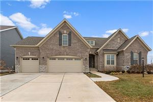 Photo of 13848 Heatherfield, Fishers, IN 46038 (MLS # 21616948)