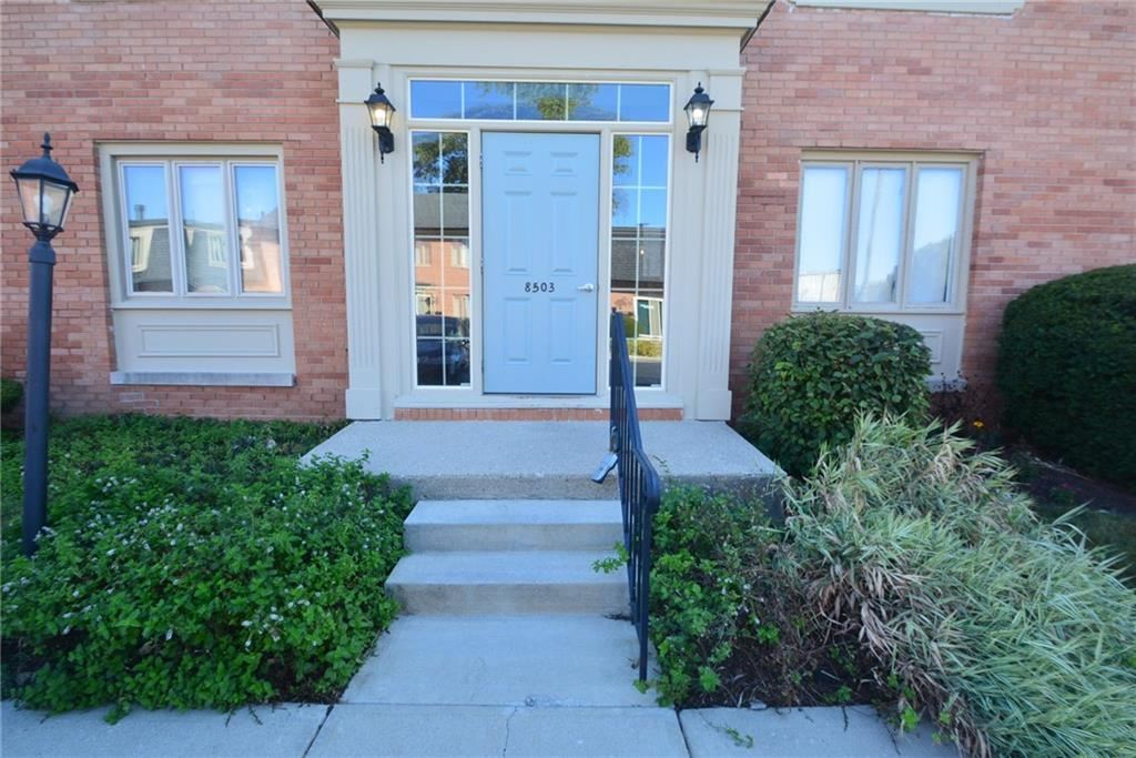 8503 Canterbury W Square #A, Indianapolis, IN 46260 - #: 21743949