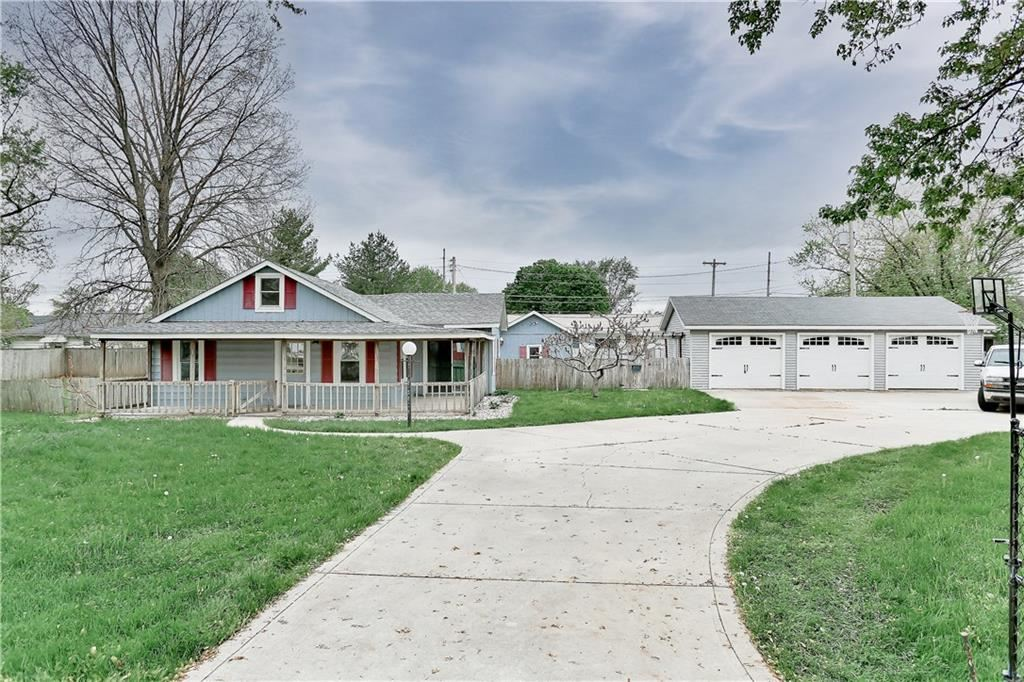 4405 East Lynn Street, Anderson, IN 46013 - #: 21760949
