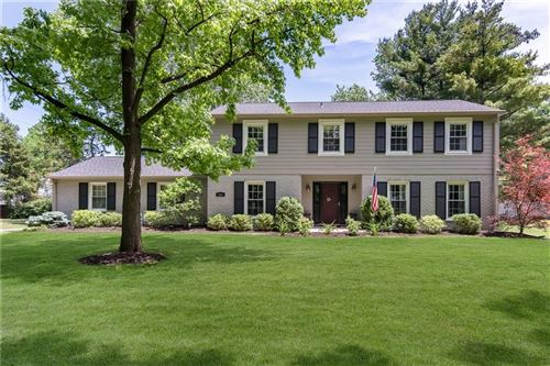 Photo of 7841 Graham Road, Indianapolis, IN 46250 (MLS # 21716950)
