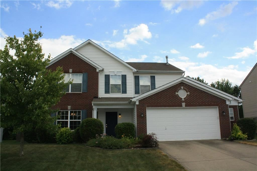 10321 Gladeview Drive, Indianapolis, IN 46239 - #: 21653950