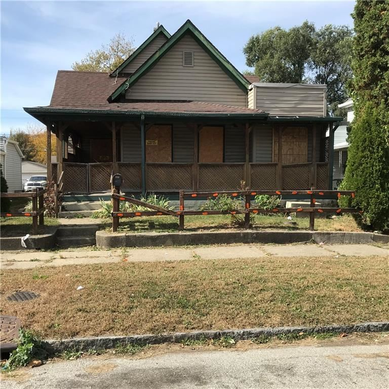 834 Marion Avenue, Indianapolis, IN 46221 - #: 21745950