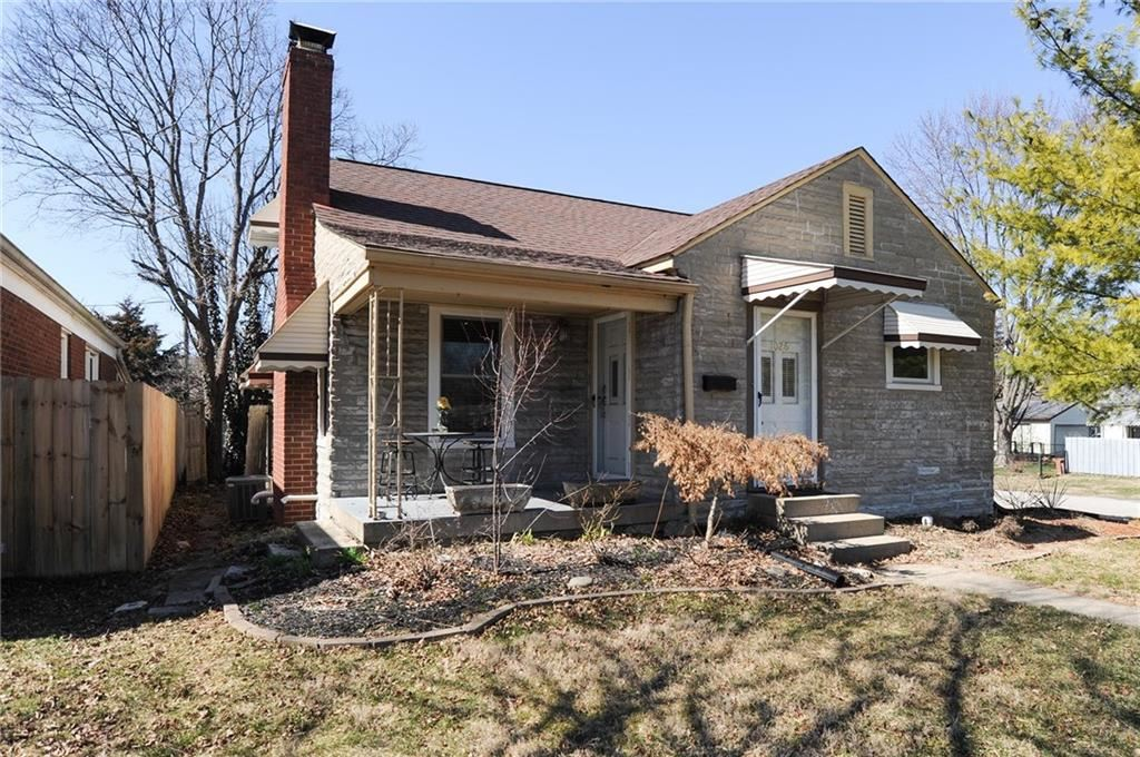 1026 North HAWTHORNE Lane, Indianapolis, IN 46219 - #: 21698951