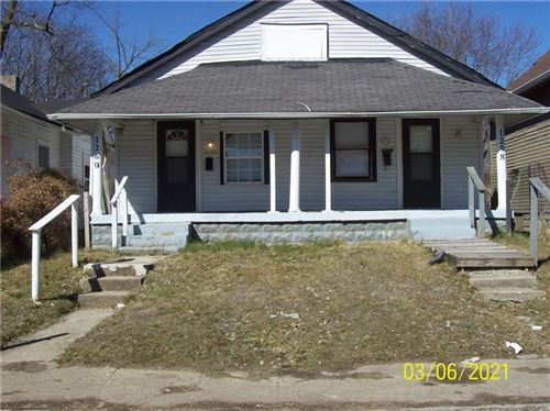 Photo of 1260 West 25th Street, Indianapolis, IN 46208 (MLS # 21769952)