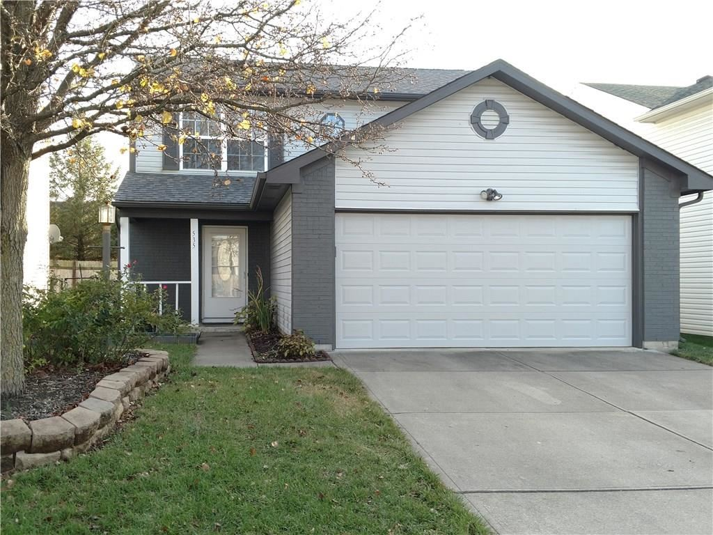535 Deer Trail Drive, Indianapolis, IN 46217 - #: 21754952