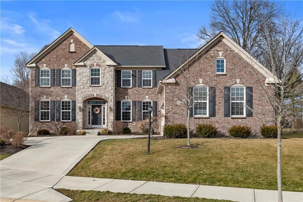 8310 LUNSFORD Lane, Fishers, IN 46038 - #: 21695953