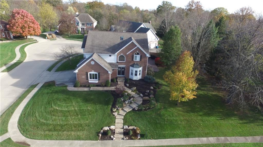 10715 HAMILTON Pass, Fishers, IN 46037 - #: 21746954