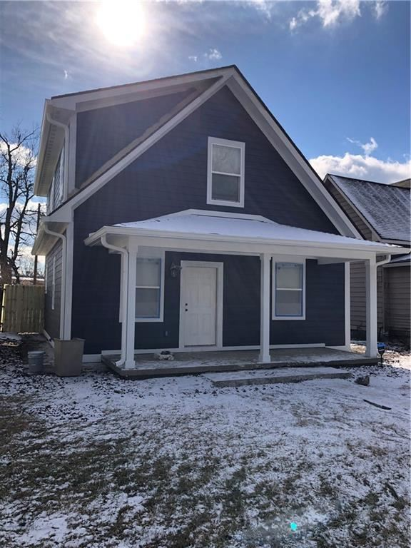 2107 Fernway Street, Indianapolis, IN 46218 - #: 21764954