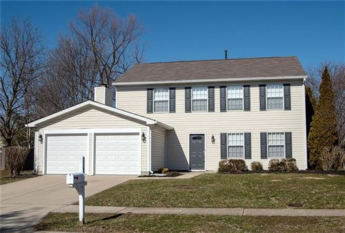 Photo of 7640 Madden, Fishers, IN 46038 (MLS # 21672955)