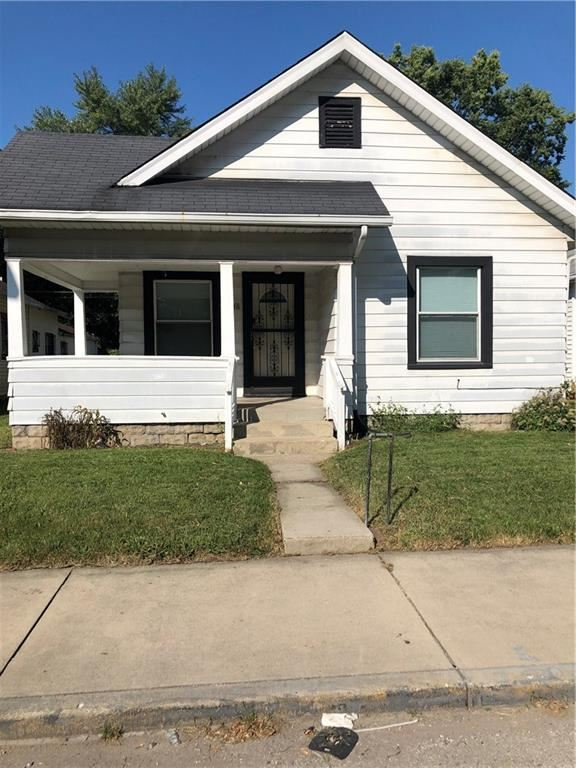 1036 North Belleview Place, Indianapolis, IN 46222 - #: 21667955